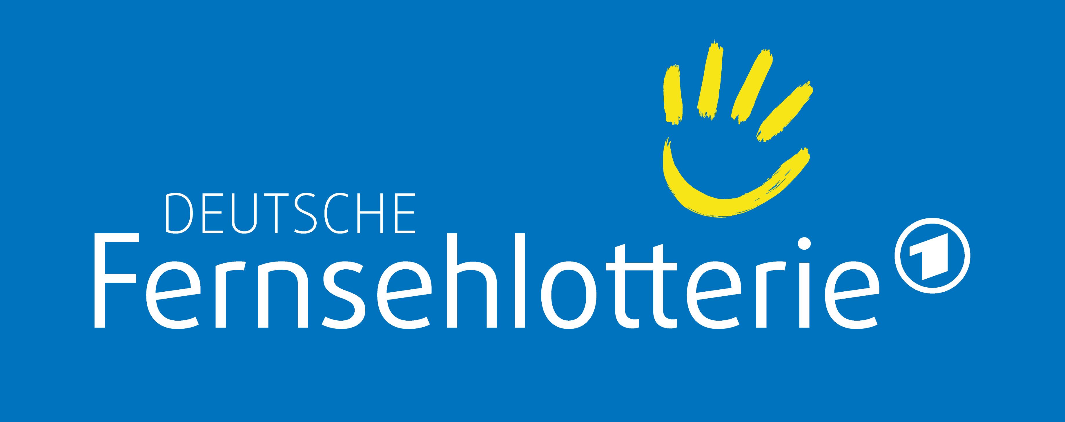 Deutsche Fernsehlotterie Logo mit Link zu der Seite
